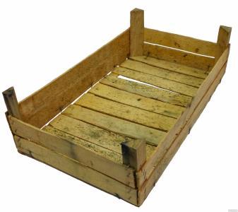 Шпоновый ящик для хурмы Ш4