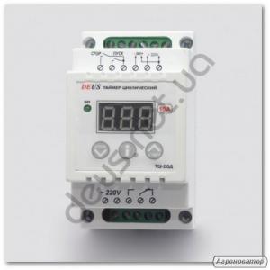 Цифровий Терморегулятор (термореле) для теплиць, вуликів та ін
