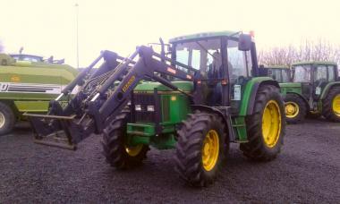 Трактор John Deere 6300 (1993)