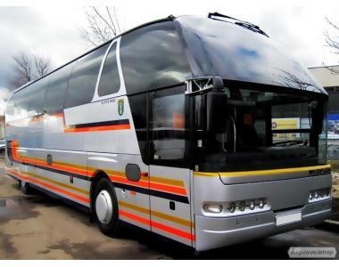 Заказ автобусов: