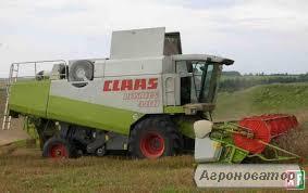 Оказываем услуги по уборке урожая 2017