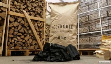Украинский Древесный Уголь-Производство