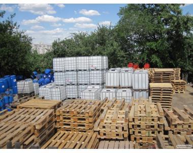 Поддоны европоддоны деревянные, пластиковые