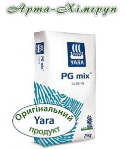Удобрение PG MIX 14-16-18 / Добриво PG MIX 14-16-18 (25 кг)