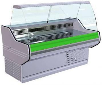 Холодильна вітрина Белінда 1,1 1,3 1,5 1,8 2,0 Аріада