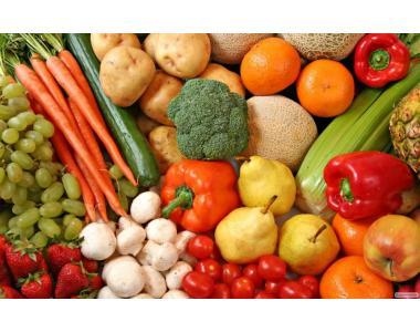 Продукти харчування-овочі