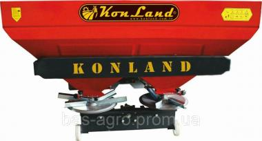 Розкидач мінеральних добрив KonLand KG-1000-2D