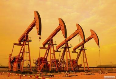Нефть сырая, товарная.