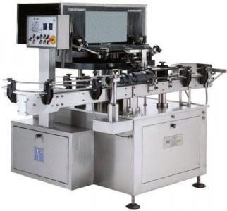 Автоматическая роторная инспекционная машина Vision 12