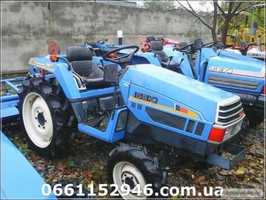 Міні трактори iseki ™