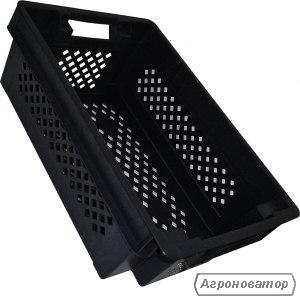 Купить пластиковые ящики для овощей молока в Харькове shopgid.com.ua