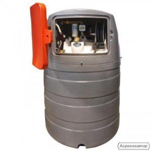 Резервуар для зберігання нафтопродуктів вертикальний