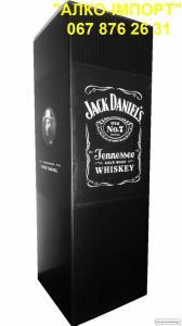 Оригінальний віскі Jack Daniels 2 L тетрапак, гуртом і в роздріб