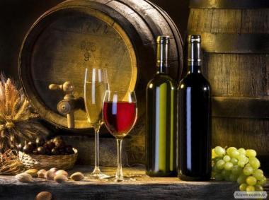 Вино домашнее, качество отличное (Шабо)
