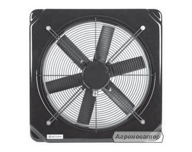 Настенные  осевые вентиляторы Deltafan