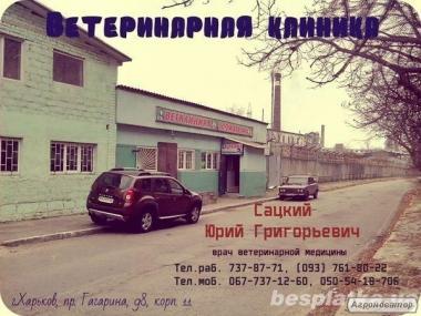 Ветеринар вызов на дом (067)-730-57-37 Харьков.