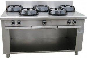 Плита WOK підлогова Casta CC/05 (2500х700)