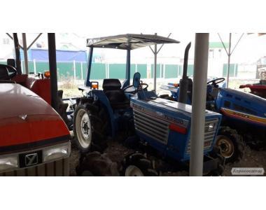 Японський мини трактор  Iseki TL2300