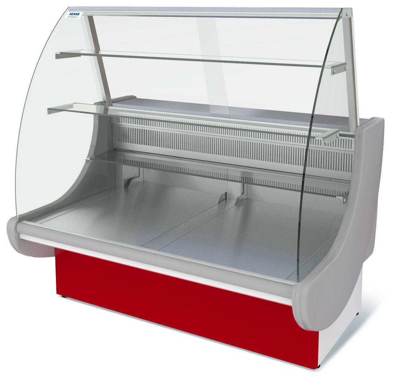 Холодильна вітрина Ілеть 1,2 1,5 ВХСд МХМ (демонстраційна)