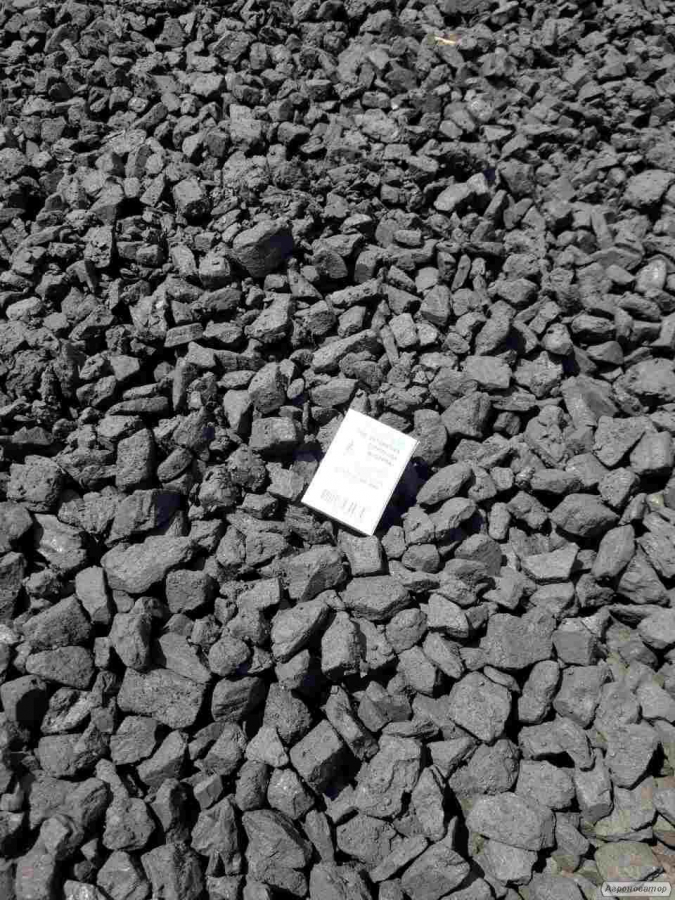 Вугілля ДГ (13-100) по всій Україні.