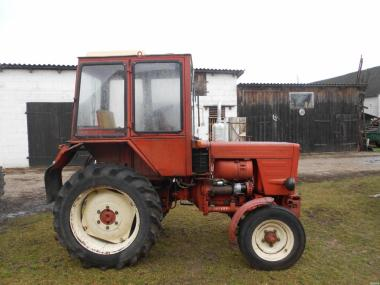 Трактор лесохозяйственный