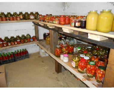 Продам домашнюю овощную консервацию