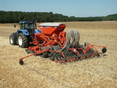 Сеялка зерновая SPEEDLINER