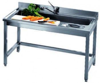 Стол для мяса и рыбы MODULAR DTLC-712