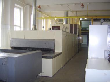 Продам Хлебо-пекарскую тунельную печь