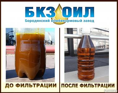 Послуги фільтрації олії