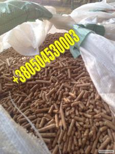 Деревні пелети з сосни від виробника