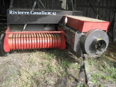 Продам прес- підбирач (пресс-подборщик)Rivierre Casalis RC 42