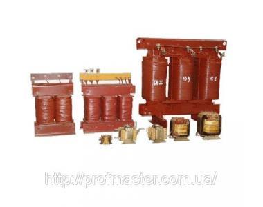 Трансформатори напруги 1-фазні, 3-фазні сухі, масляні, ОСМ, ОМ, ТСЗ, ТСЗІ, ТСПЗ