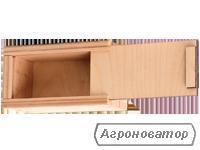 Дерев'яна упаковка на замовлення з шпону, дерева і фанери