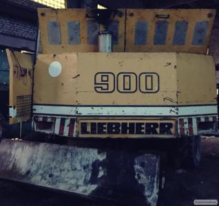 Liebherr 900 Litronic А900С 1992