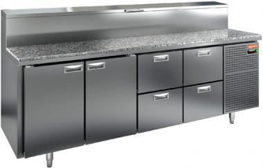 Холодильные и морозильные столы - нержавеющая сталь. Любой конфигурации!