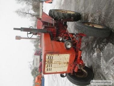 Трактор Т-25 Владимирец