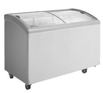 Ларь морозильный с гнутым стеклом Scan SD 505
