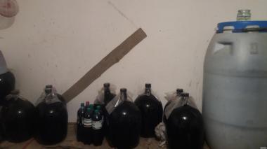якісне домашнє вино сорту