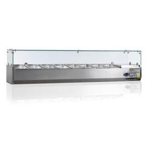 Витрина холодильная TEFCOLD VK33-180 (настольная)