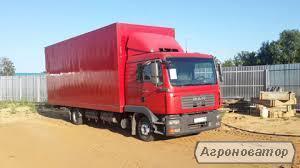 Вантажоперевезення попутно по Україні