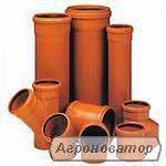 Труба ПВХ канализационная ( для наружной канализации)