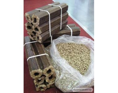Пеллета деревна (паливна гранула)