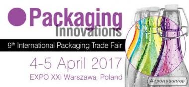 виставка Packaging Innovations