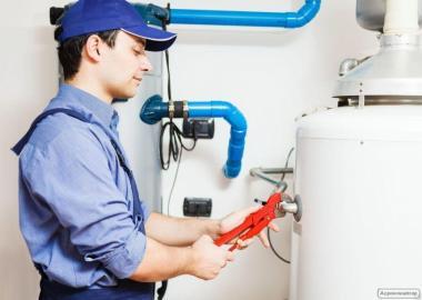Монтаж систем опалення, водопостачання і каналізації