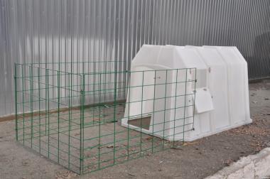 Будиночки для телят