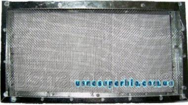 Ізолятор для матки на 2 рамки вулика Рута (оцинковка)