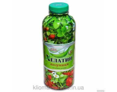 Комплексное удобрения для ягодных культур Хелатин
