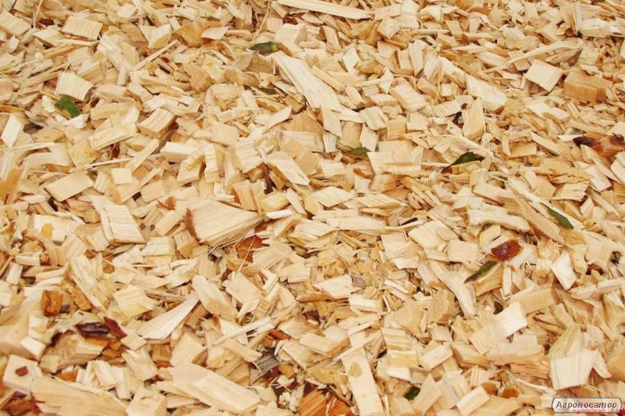 Продам древесную щепу дуб граб