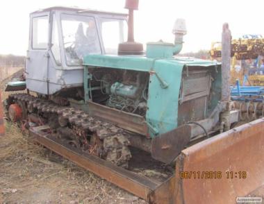 Трактор бульдозер Т-150Г